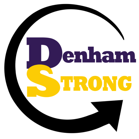 Denham Strong_logo